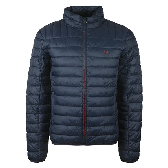 Crew Clothing Company Mens Blue Lowther Jacket