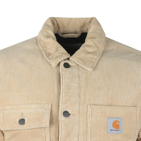 Carhartt WIP Mens Off-White Michigan Coat