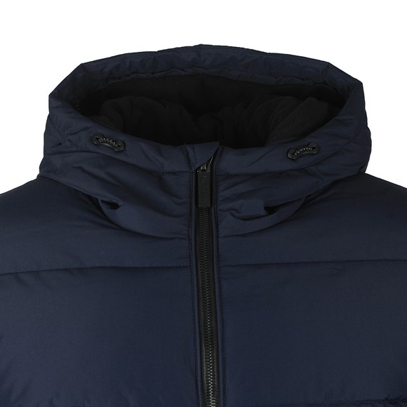 Superdry Mens Blue Sports Puffer