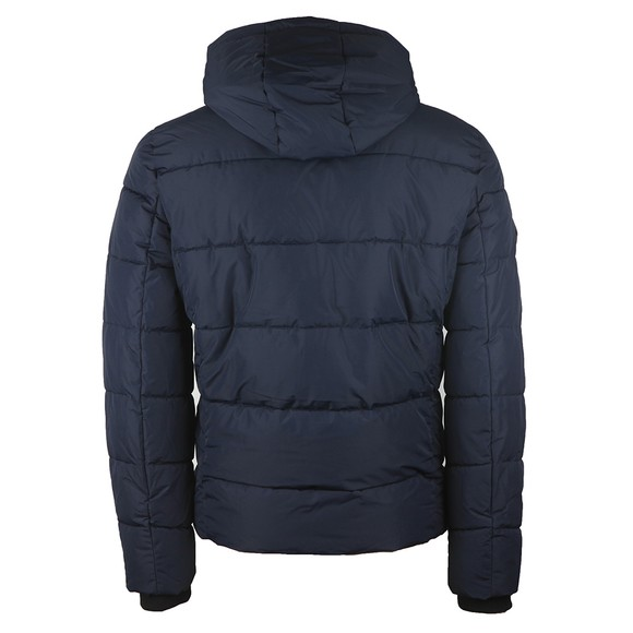 Superdry Mens Blue Sports Puffer main image