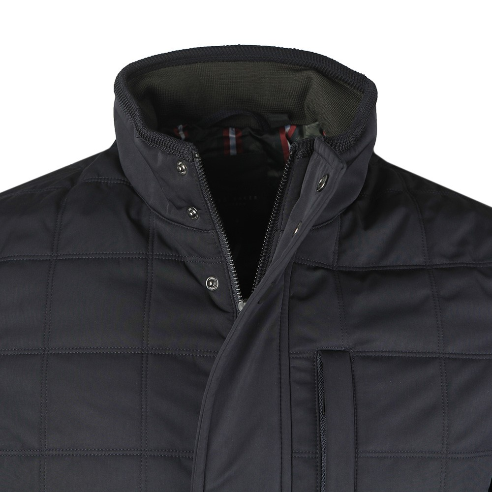 Trent Quilted Jacket main image