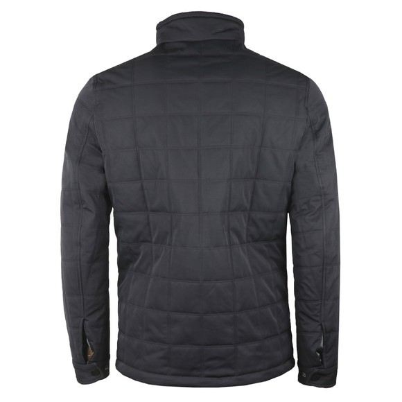 Ted Baker Mens Blue Trent Quilted Jacket main image