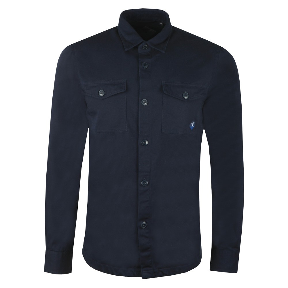 Twill Overshirt main image
