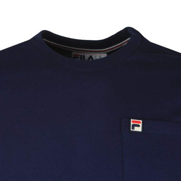 Fila Mens Multicoloured L/S Thames T-Shirt