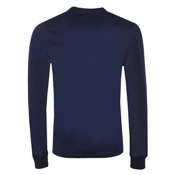 Fila Mens Blue L/S Thames T-Shirt main image