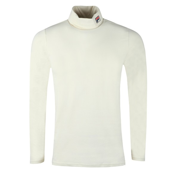 Fila Mens Grey Classic Roll Neck