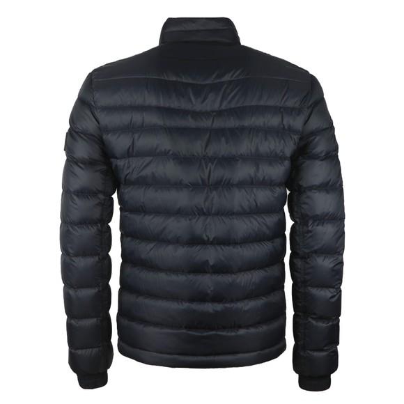 BOSS Mens Blue Casual Olido Puffer Jacket main image