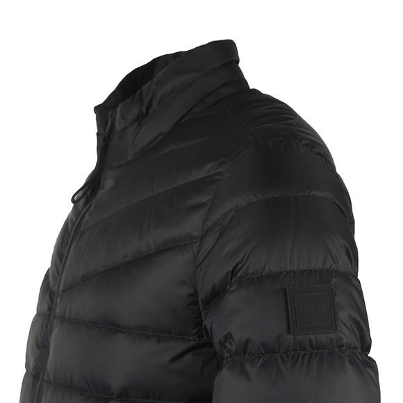 BOSS Mens Black Casual Olido Puffer Jacket