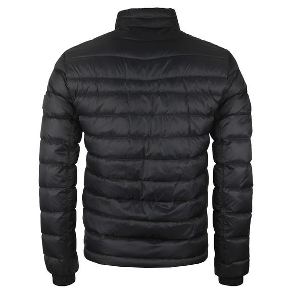 BOSS Mens Black Casual Olido Puffer Jacket main image