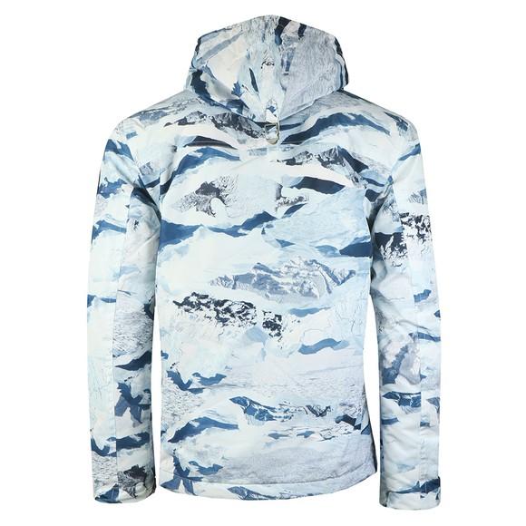 Napapijri Mens White Rainforest Pkt Jacket main image