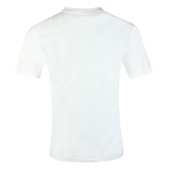 Sergio Tacchini Mens White Mayor T-Shirt main image