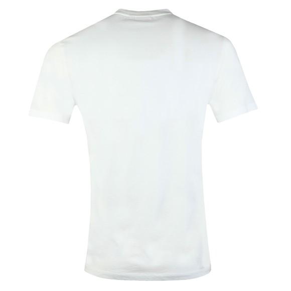 Napapijri Mens White Seble T-Shirt main image