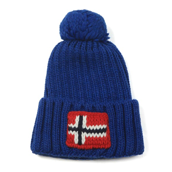 Napapijri Boys Blue K Semiury 3 Hat main image