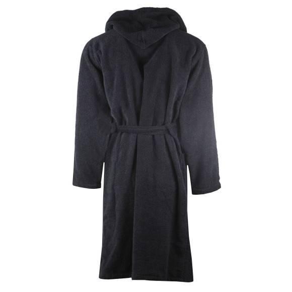 Emporio Armani Mens Blue Dressing Gown main image