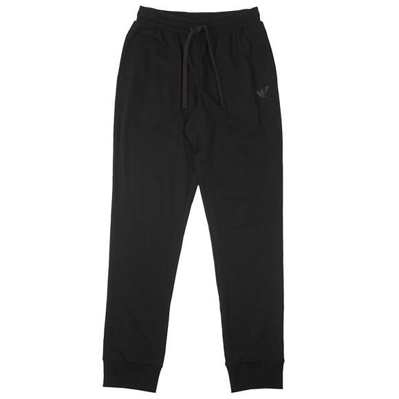 Emporio Armani Mens Black Loungewear Tracksuit main image