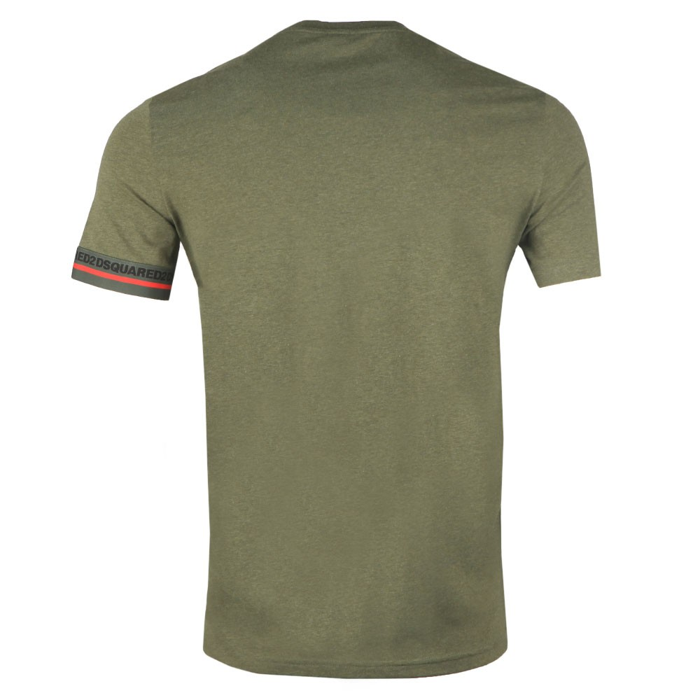 Tape Cuff T-Shirt main image
