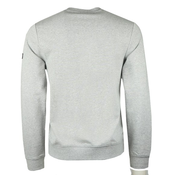 Henri Lloyd Mens Grey Lake Sweatshirt main image