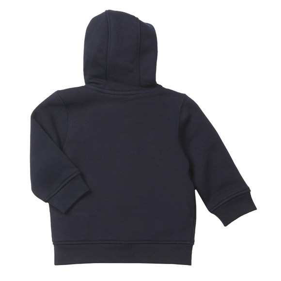 BOSS Baby Boys Blue Stitch Detail Hoody
