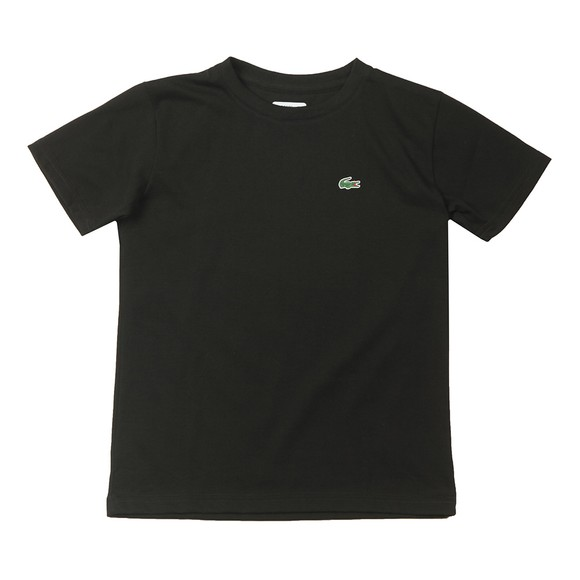 Lacoste Sport Boys Black Boys TJ8811 T Shirt
