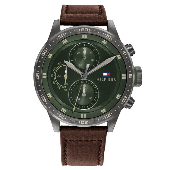 Tommy Hilfiger Mens Brown Trent Watch main image