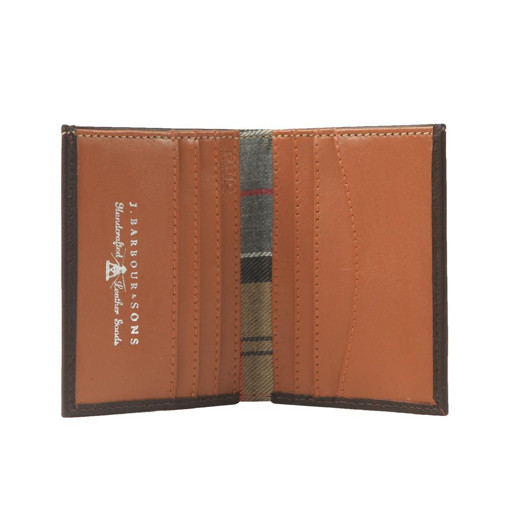 Elvington Small Leather Billfold Wallet main image