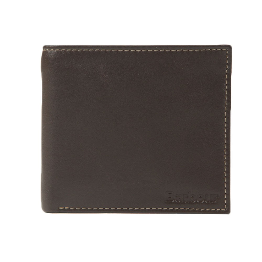 Elvington Leather Billfold Coin Wallet main image