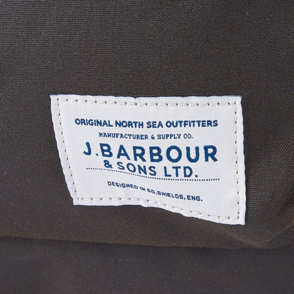 Barbour Lifestyle Mens Green Eadan Backpack main image