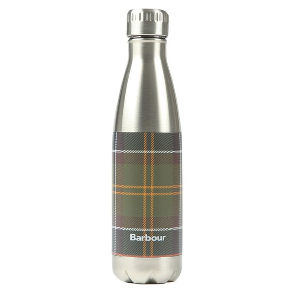 Barbour Lifestyle Womens Green Water Bottle