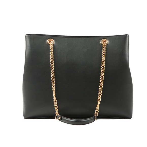 Valentino by Mario Womens Black Jemaa Tote