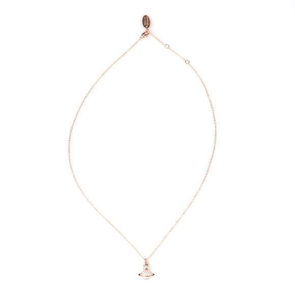 Vivienne Westwood Womens Pink Tamia Pendant
