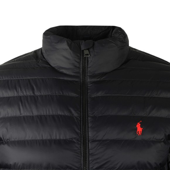 Polo Ralph Lauren Mens Black Terra Poly Jacket
