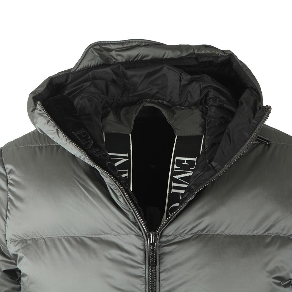 Down Hooded Jacket main image