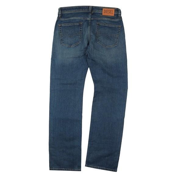 Diesel Mens Blue Larkee Straight Jeans main image