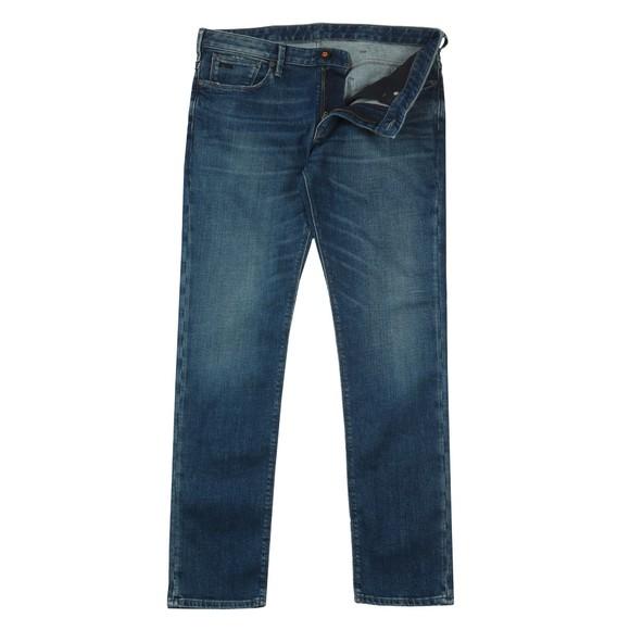 Emporio Armani Mens Blue J06 Slim Jean main image
