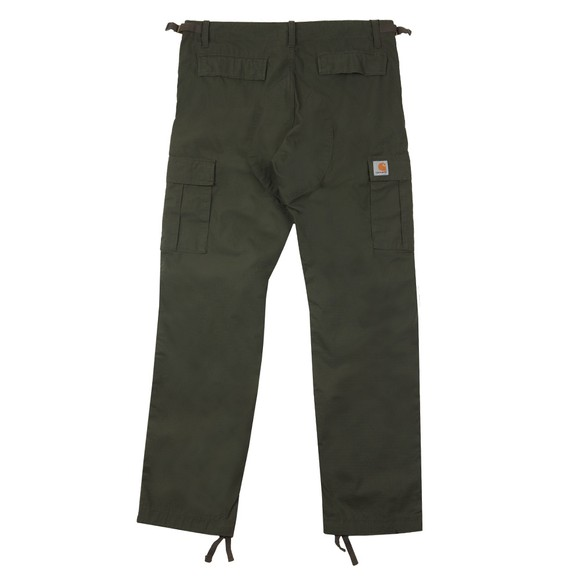Carhartt WIP Mens Green Aviation Cargo Trouser