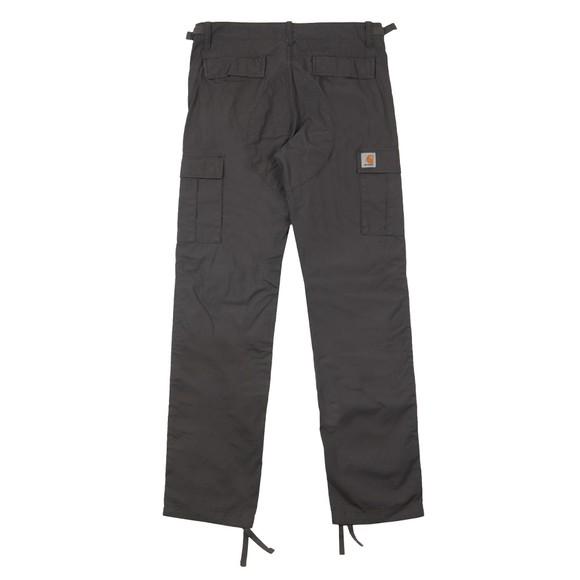 Carhartt WIP Mens Black Aviation Cargo Trouser