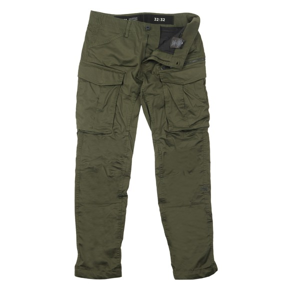 G-Star Mens Green Rovic Combat Jean
