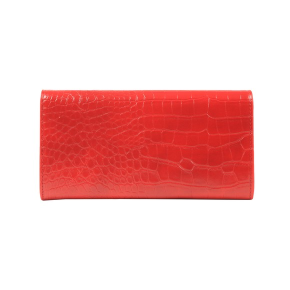 Valentino by Mario Womens Red Grote Purse