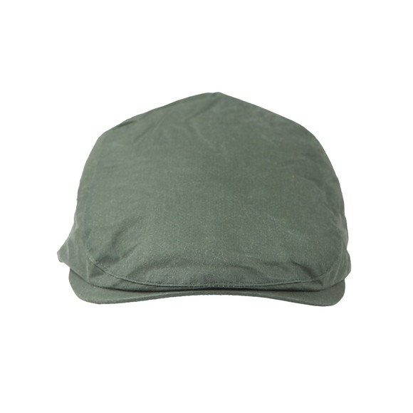 Barbour Lifestyle Mens Green Irvine Cap