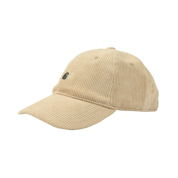Carhartt WIP Mens Off-White Harlem Cap