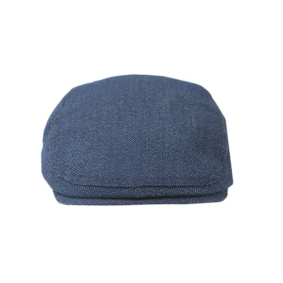Ted Baker Mens Blue Semi Plain Cap