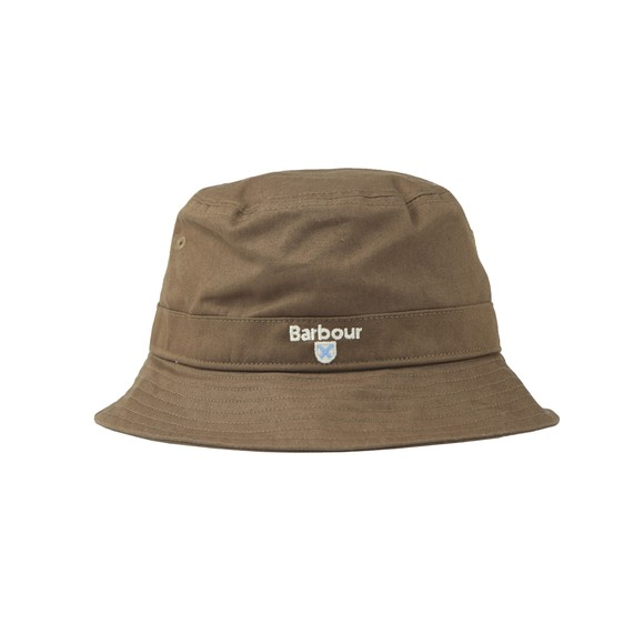 Barbour Lifestyle Mens Green Cascade Bucket Hat