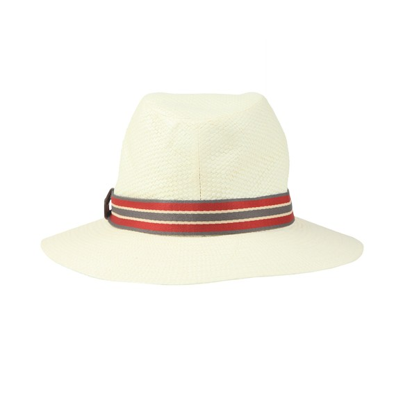 Barbour Lifestyle Mens Off-White Rothbury Hat main image