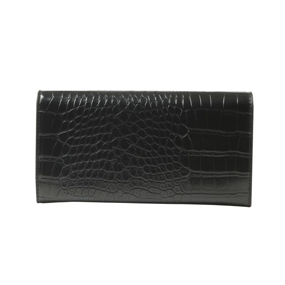 Valentino by Mario Womens Black Grote Purse