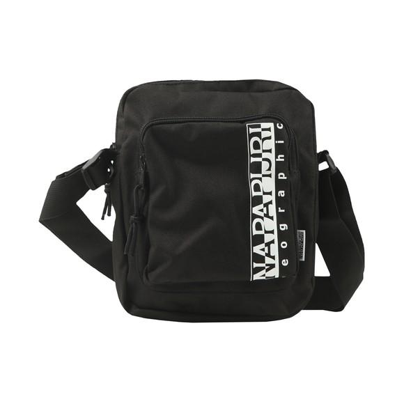 Napapijri Mens Black Crossover Bag