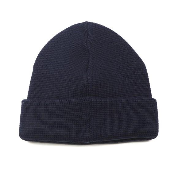 Ma.Strum Mens Blue Milano Knit Hat