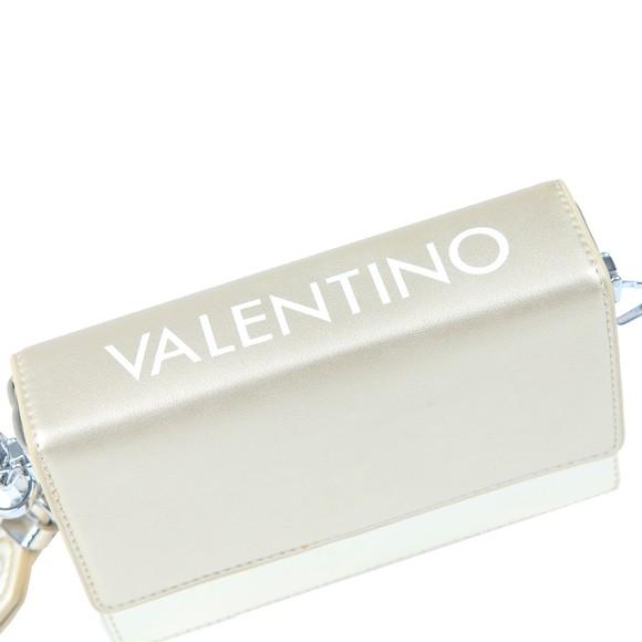 Valentino Bags Womens Gold Meydani Satchel