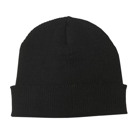 Moose Knuckles Mens Black Kingbridge Hat main image