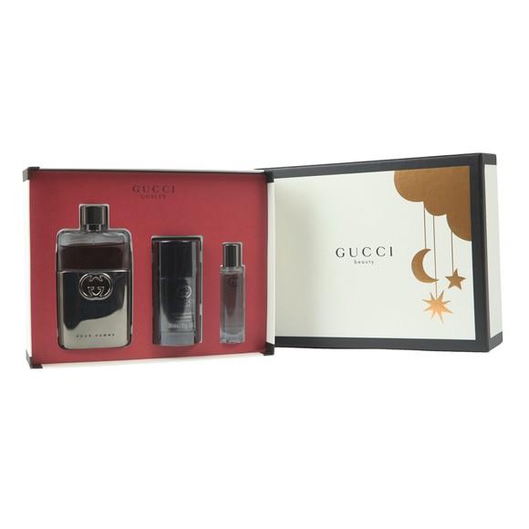 Gucci Mens Beige Guilty 20 90ml Gift Set