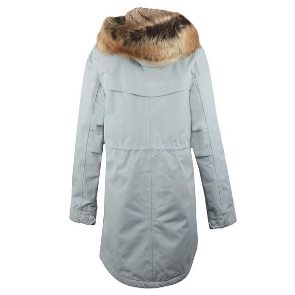 Barbour Lifestyle Womens Grey Swanage Jacket main image